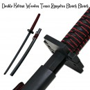 Double Katana - Zangetsu Anime Sword