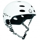 Pro-Tec Ace Bike SXP - Bike Skate Helmet - gloss white Junior 51-52cm