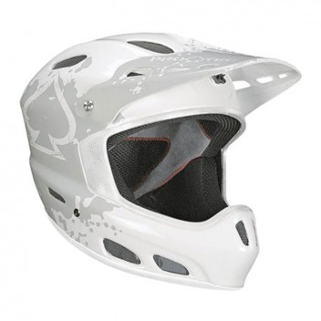 Pro-Tec Auger - Bike Skate Helm - gloss white